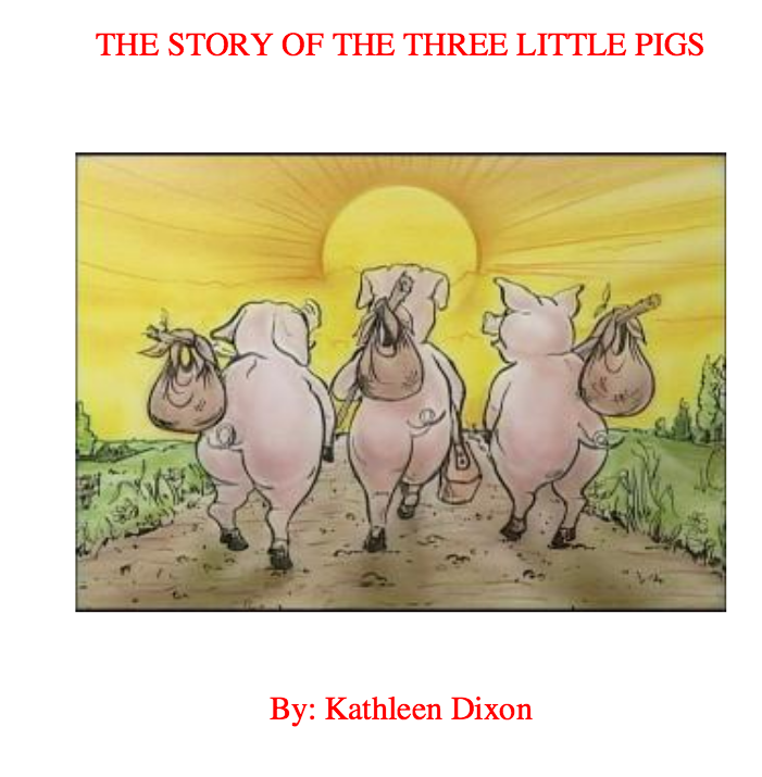 Point of View (Perspective) - The True Story of the 3 Little Pigs!