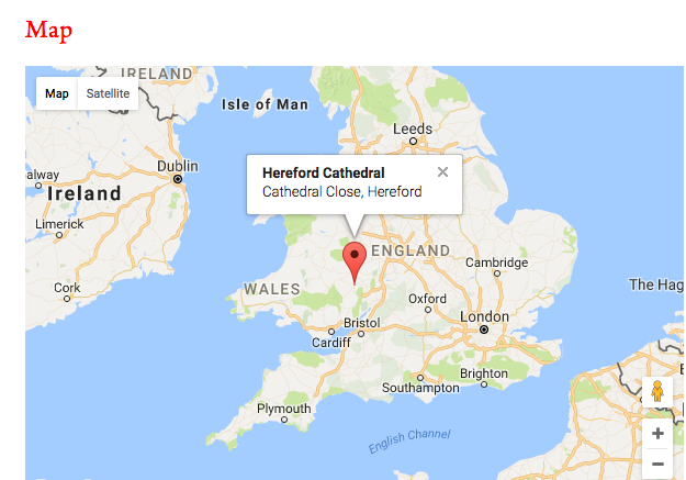 Hereford Cathedral map.png