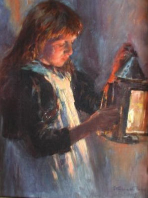 The Lantern by Stanhope Forbes.png