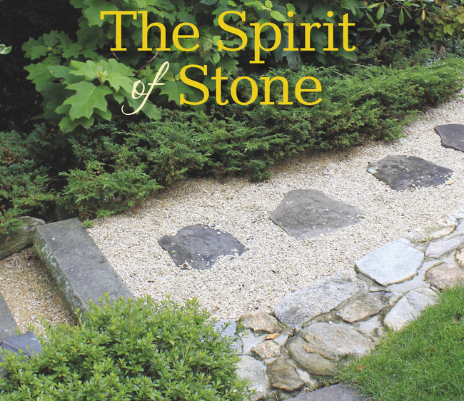 The Spirit of Stone by Jen Johnsen