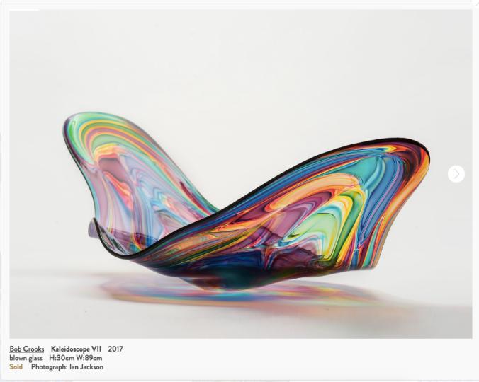 Bob Crooks Kaleidoscope VII glass 2017.png