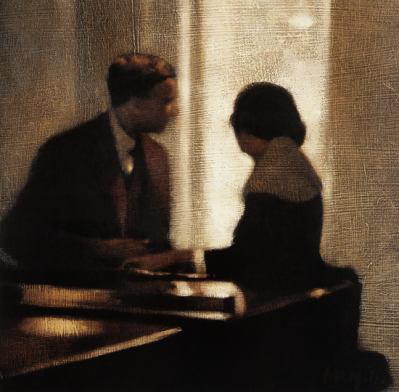 by Anne Magill