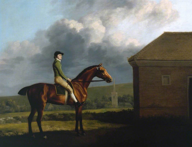 George Stubbs of John Larkin and Otho.png